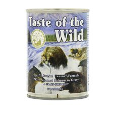 TASTE OF THE WILD Pacific Stream Canine - conservă, 390g