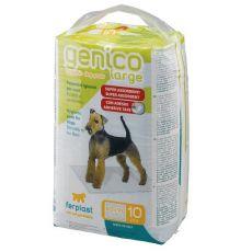Tampoane igienice pentru câini - 60 x 90 cm, 10 ks