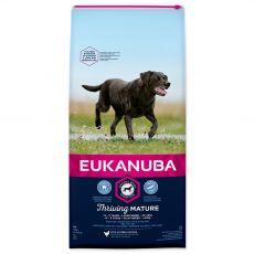 EUKANUBA MATURE & SENIOR Large Breed - 15 kg