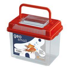Rezervor portabil din plastic Ferplast GEO SMALL - roșu, 1L