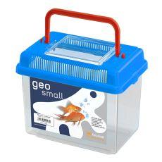 Rezervor portabil din plastic Ferplast GEO SMALL - albastru, 1L