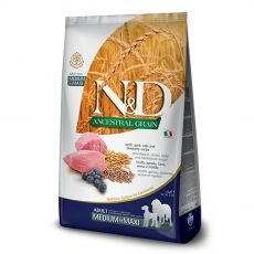 Farmina N&D dog LG ADULT M&M Lamb & Blueberry 2,5 kg