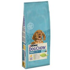 PURINA DOG CHOW PUPPY Chicken & Rice 14kg