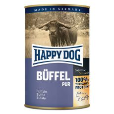 Happy Dog Pur - Büffel 400g / buffalo