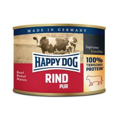 Happy Dog Pur - Rind 200g / beef