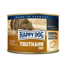 Happy Dog Pur - Truthahn 200g / turkey