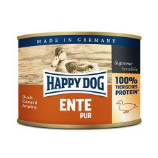 Happy Dog Pur - Ente 200g / duck