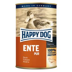 Happy Dog Pur - Ente 400g / duck