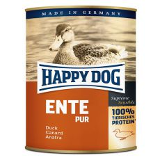 Happy Dog Pur - Ente 800g / duck
