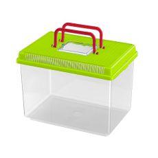 Acvariu portabil de plastic Ferplast GEO LARGE, 6 L
