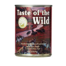 TASTE OF THE WILD Southwest Canyon Canine - conservă, 390g
