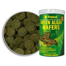 TROPICAL Green Algae Wafers 75ml/33g