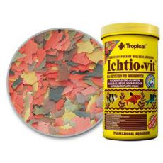 TROPICAL Ichtio-vit 250ml/50g hrană multi