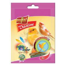 VITAPOL - mix Vitaline Super kolor pentru păsări,20 g