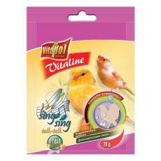 VITAPOL - mix Vitaline Sing Sing pentru păsări, 20 g