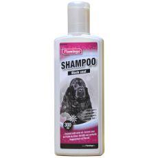 Şampon pentru câini cu blana neagră 300ml