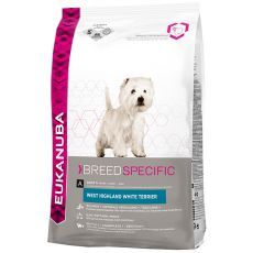 EUKANUBA West Highland White Terrier 2,5 kg