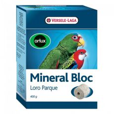 Brichetă Minerală Bloc Loro Parque 400g