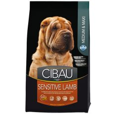 Farmina MO SP CIBAU pentru câinii sensibili medium & maxi , cu miel,2,5 kg