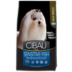 Farmina MO SP CIBAU  MINI, dog SENSITIVE Fish MINI  2,5 kg
