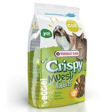 Crispy Muesli Rabbits 2,75kg - hrană pentru iepuri