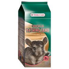 Chinchilla Bathsand - nisip de baie pentru chinchille 1,3kg / 2l