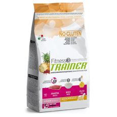 Trainer Fitness3 Junior MEDIUM MAXI - rață și orez 12,5 kg