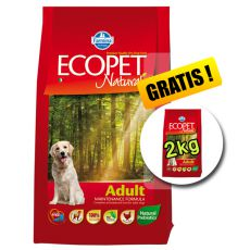 Farmina MO P ECOPET N dog ADULT MEDIUM 12 kg + 2 kg GRATUIT