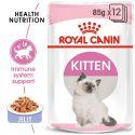 Royal Canin KITTEN Instinctive in Jelly 85 g - hrană cu jeleu în ambalaj de aluminiu
