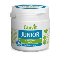 Canvit junior - comprimate pentru dezvoltarea și creșterea sănătoasă a cățelușilor100g