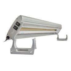 AquaZonic Super Bright T5 – 120 cm, 2 x 54 W Silver