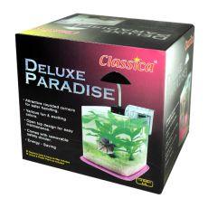 Acvariu Classica Deluxe Paradise - plastic 6,4l