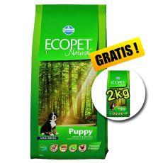 Farmina MO P ECOPET N dog PUPPY MAXI 12 kg + 2 kg GRATUIT