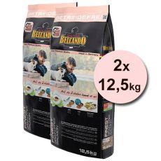 BELCANDO Finest Salmon Grain Free 2 x 12,5 kg