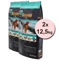 BELCANDO Adult Grain Free Ocean 2 x 12,5 kg