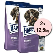 Happy Dog Fit & Well Senior 2 x 12,5 kg