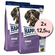 Happy Dog Fit & Well Senior 2 x 12,5 kg