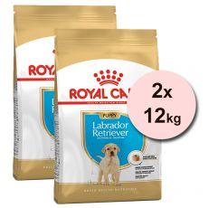 ROYAL CANIN LABRADOR RETRIEVER JUNIOR 2 x 12 kg