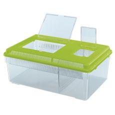 Cutie pentru transportat reptile și insecte GEO FLAT LARGE, 8 L