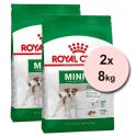 ROYAL CANIN MINI ADULT 2 x 8 kg