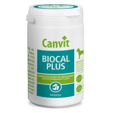 Canvit Biocal Plus - comprimate de calciu pentru câini , 500g