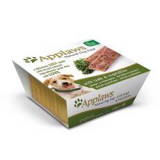 AApplaws Paté Dog - Pâté cu Miel și Legume pentru câini, 150g