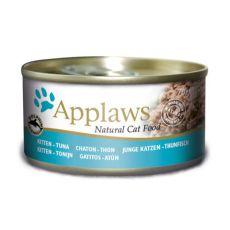 Applaws Kitten - conservă pentru pisici cu ton, 70g