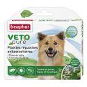 Picături împotriva insectelor pentru câinii de talie medie, naturale - 3 bucăți