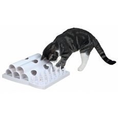 Domino Basic Set, joc strategic pentru pisici - 32 x 30 cm