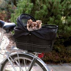 Geantă montabilă pe bicicletă, 48 x 29 x 42 cm, sarcină până la 8kg.