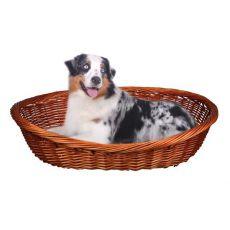 Coș din nuiele pentru câini - 90 cm