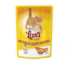 Lara Adult - pui în sos 100 g