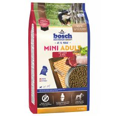 Bosch ADULT Mini Miel & Orez 1 kg