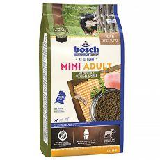 Bosch ADULT Mini Pasăre & Mei 1 kg